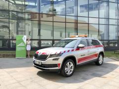 Tým výzkumu dopravní bezpečnosti Škoda zkoumá avyhodnocuje následky reálných nehod. Za deset let byli specialisté přítomni u více než tisíce nehod