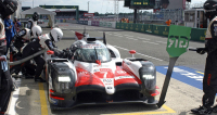 Toyota TS050 Hybrid je evolucí závodního vozu, který v Le Mans účinkuje od sezony 2015