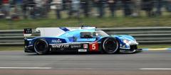 Ginetta G60-LT-P1 debutovala až v Le Mans, protože před prvním závodem čínský sponzor CEFC zapomněl zaplatit (podobně jako u nás)