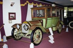 Auburn 30L Special se čtyřválcem Rutenber 22 kW (30k) pro Boston Auto Show 1912