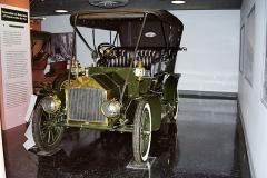 Auburn Model G Touring Car zroku 1908, jeden zposledních dvouválců
