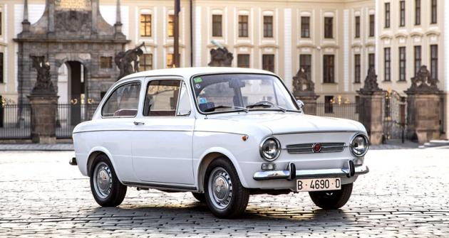 Vozy těchto elegantních linií opanovaly svého času většinu evropských zemí
