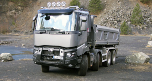 Renault C 440 Optitrack Euro 6