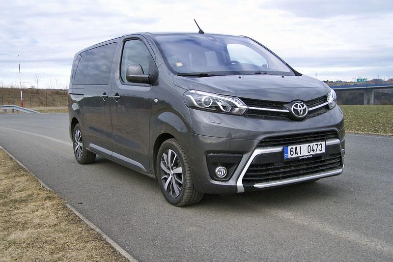 toyota-Toyota Proace Verso Shuttle 2.0 D-4D L1