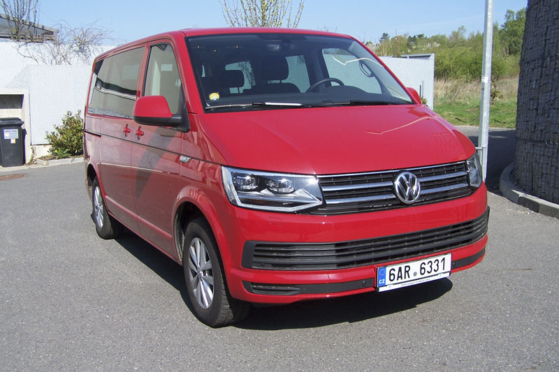 VW Multivan 2.0 TDI Comfortline L1