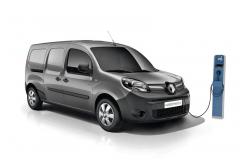 Renault Kangoo Maxi Z. E. vužitkové verzi van