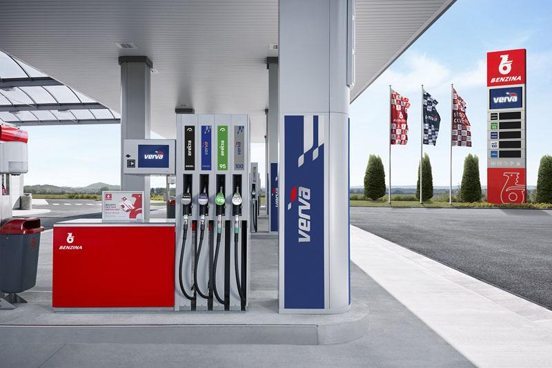 Také paliva Verva a Efecta přispěly kpopularitě Benziny