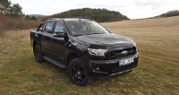 Ford Ranger 3.2 TDCi Double Cab Black Edition