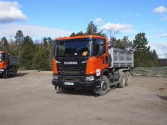 Sklápěč Scania G 450 6x4