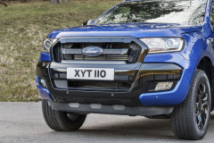 "Ford Ranger Wildtrak edice ""X"""