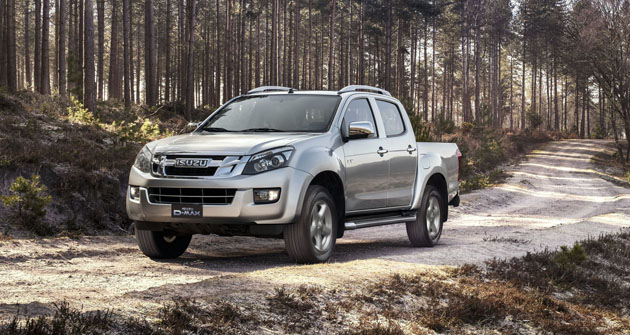 Pick-up Isuzu D-MAX Forest