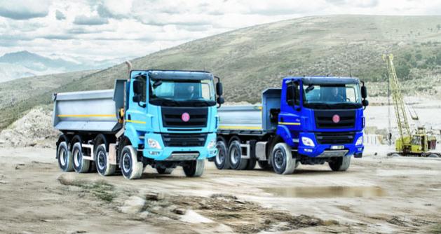 Na třech místech v České republice a na Slovensku se představila  v česko-slovenské dynamické premiéře nejmodernější provedení vozidel Tatra Phoenix Euro6 modelový rok 2018.