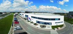 Výrobní závod Koyo Bearings naokraji Olomouce.