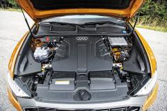Jediným zatím nabízeným motorem je šestiválec 3.0 TDI, dodávaný pod obchodním označením 50 TDI