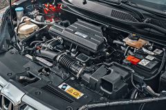 Jedinou pohonnou jednotkou zatím zůstává zážehový čtyřválec 1.5 VTEC TURBO