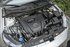 Zážehový čtyřválec 1,5 litru má v základním provedení výkon 55 kW (75 k)