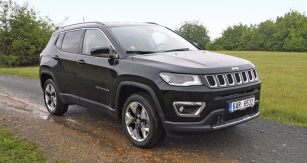 Jeep Compass 2.0 Multijet 4WD 9AT Limited
