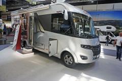 Frankia F-Line I 790 plus je luxusní 4,5tunový vůz, který vás odveze na třínápravovém podvozku