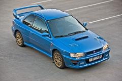 Subaru Impreza 22B STI zroku 1998