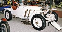 Mercedes-Benz SSK, německá legenda automobilových závodů do vrchu (1928)