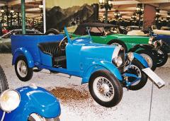 Bugatti 40 Camionette pro trans-saharskou výpravu poručíka Loiseau (1929)