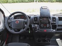 Fiat – Pracoviště řidiče je dobře známé a nemám kněmu ergonomické výhrady
