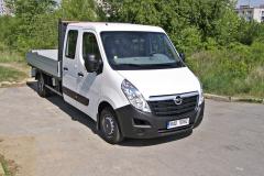 Opel Movano Crew Cab valník L3H2FWD
