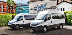 Iveco Daily vprovedení minibus