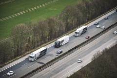 Platooning již přináší zásadní snížení provozních nákladů