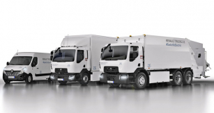 Renault Trucks elektro