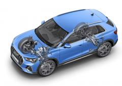 Předchozí generace Audi Q3 byla jako jeden z posledních vozů postavena ještě na platformě PQ35, aktuální provedení stojí na základech MQB