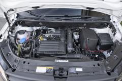 Motor 1.4 TGI má ve srovnání s 1.4 TSI o 11 kW (15 k) nižší výkon
