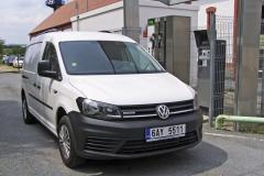 VW Caddy Maxi van 1.4 TGI