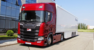 King of the road: Scania V8
