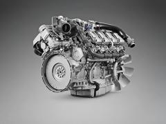 Motor DC16 V8
