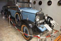 Tento Chevrolet Torpedo (1929) se s úspěchem účastnil 6000 km dlouhé Rallye Barcelona-Moskva v květnu a červnu 2014, jako vzpomínky na obdobnou jízdu před 25 lety. Mohla se účastnit vozidla do roku výroby 1935
