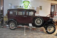 Hispano-Suiza, Tipo 30, kterou používal Jacobo Fritz-James Stuart, 17. vévoda z Albi, přítel Winstona Churchilla, španělského krále Alfonse XIII. a milenec královny Viktorie Eugénie