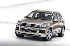 V roce 2010 začala výroba druhé generace Touaregu, jež se několik let vyráběla také v hybridním provedení (motor 3.0 V6 TSI a elektromotor)
