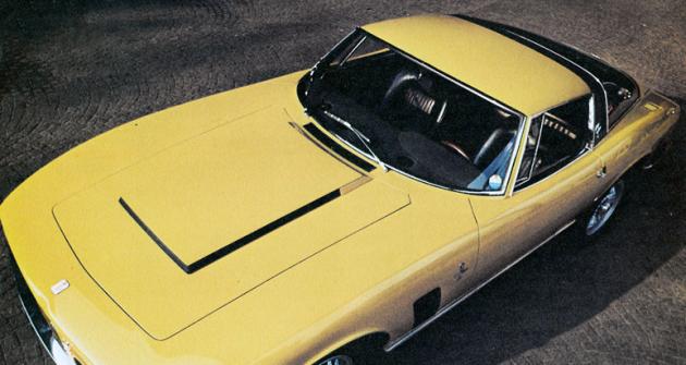 Iso Grifo Coupé 7 Litri, silnější verze italského kupé