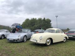 Jedním ze zástupců prvních modelů Porsche bylo kupé 356