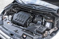 Přeplňovaný motor 1,5 litru je vyhrazen typu Eclipse Cross a funguje skvěle