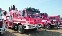 Hasičské speciály TATRA TERRN01 R55 jsou tím nejlepším, co mohou hasiči azáchranáři dostat.