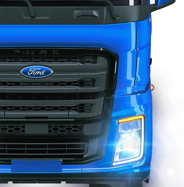 """Označení F-MAX vychází zjisté tradice označování """"malých"""" Fordů. Písmeno F odkazuje najednoznačně nejúspěšnější anejprodávanější vozidlo Ford – full size pick-up F-150."""