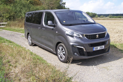 Peugeot Traveller Busines Long