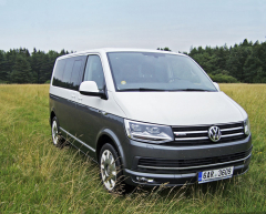 VW Multivan 2.0 TDI 4Motion DSG Bulli