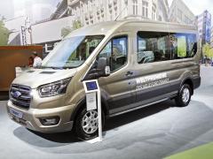 Nový Ford Transit