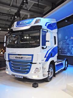 Hybridní DAF CF