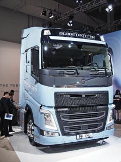 Volvo FH LNG na plynový pohon