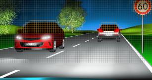 Budoucí pixelové světlomety dokáží samostatně regulovat  každý ze svých světelných bodů