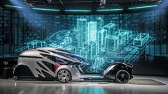 Koncepční studie Vision Urbanetic zapadá do vize automobilky Mercedes-Benz o podobě městské dopravy kolem roku 2030. Jízda i výměna nástaveb budou probíhat zcela samočinně a bez zásahu člověka